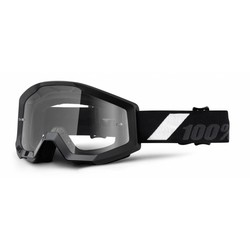 Goggle Strata Goliath Black Anti-Fog Clear Lens