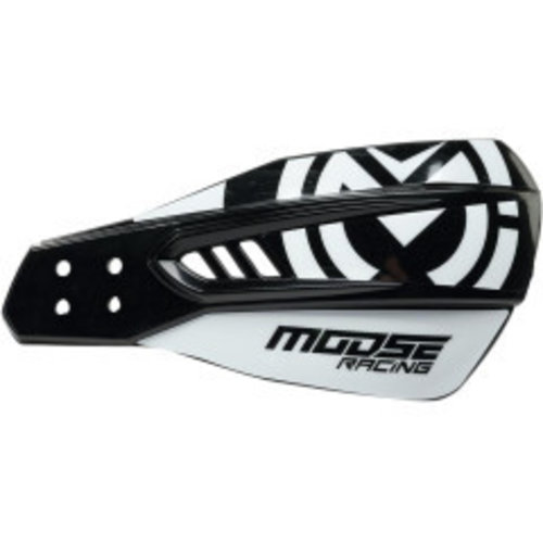 Moose Racing Handbeschermers Zwart