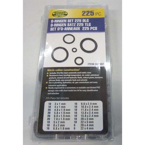 O-Ringenset 225 Dlg Box B/C