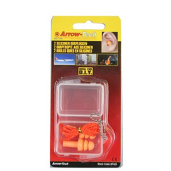 Ear Plugs 2 Piece Silicone