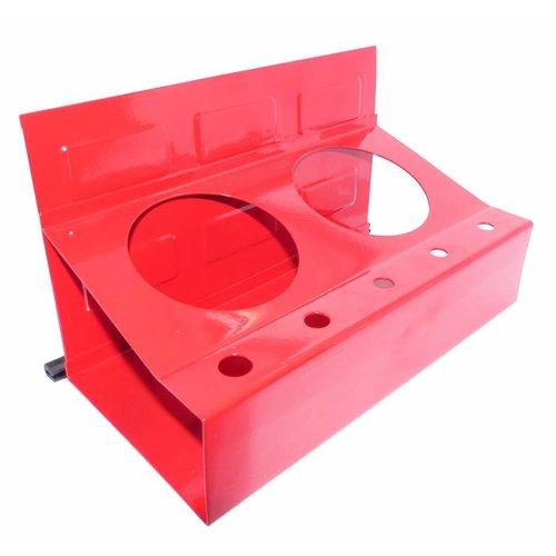 Tooltray + Spuitbushouder Magnetisch 21 x 11 cm