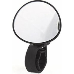 Small Supermoto / Enduro Mirror (with Protective foil)