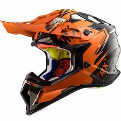 MX470 Subverter Emperor - Gloss Black Orange