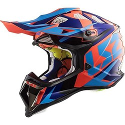 MX470 Subverter Nimble - Gloss Black Blue Orange