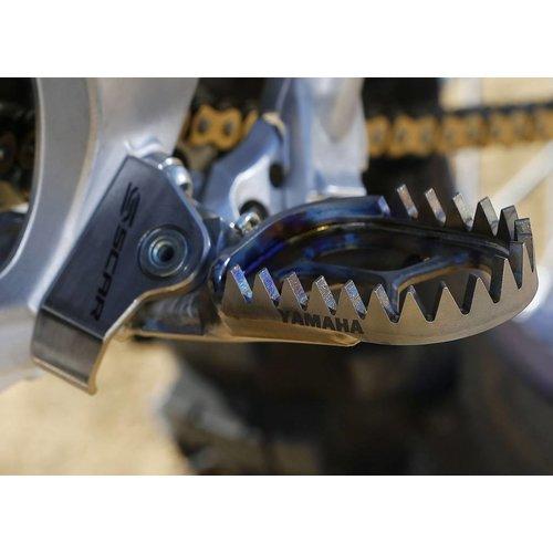 Scar Titanium Footpeg