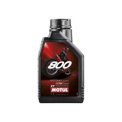 Motul 800 2T FL OFF ROAD 1 L
