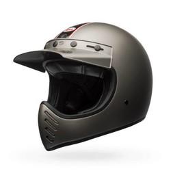 Moto-3 Independent Titanium Matte