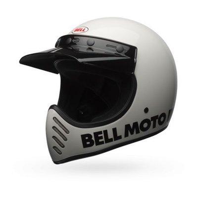 Bell Moto-3 Klassisches WeiÌŸ