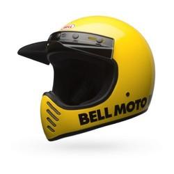 Moto-3 Classic Gelb