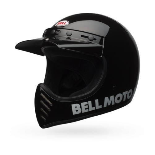 Bell Bell Moto-3 Classic Helm Zwart