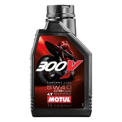 Motul 300V 4T 5W / 40 Double Ester 1L