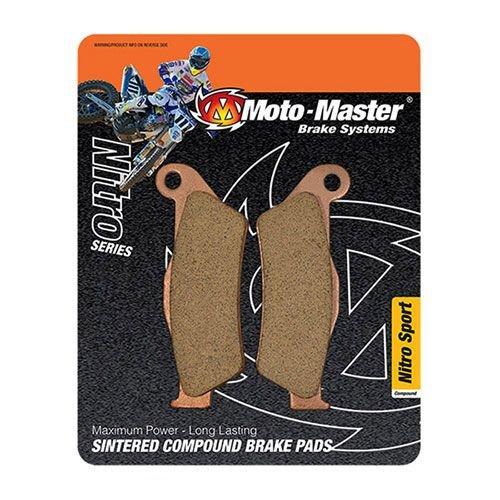 Moto-Master VOORREMBLOKKEN OFFROAD NITRO SPORT 093422
