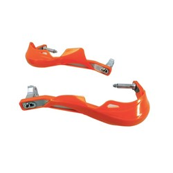 Handbescherming Motocross/Enduro Heavy Duty Oranje