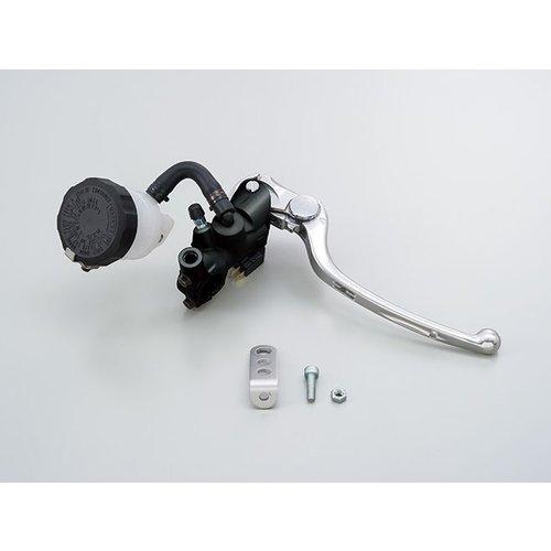 Nissin 22MM Radial Brake Master Cylinder 17mm Black / Silver