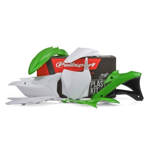 Polisport Kawasaki KX85/100 14-18 OEM Style 14-15 Plastic Kit