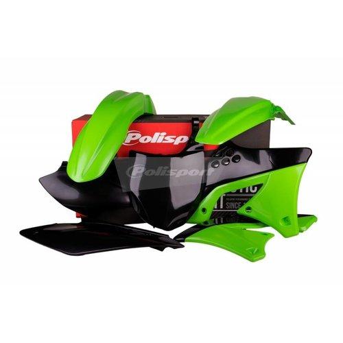 Polisport Kawasaki KX250F 09-12 OEM Style Plastic Kit