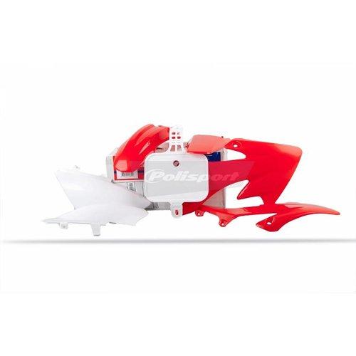Polisport Honda CRF50F 04-18 OEM Style 04-13 Plastic Kit