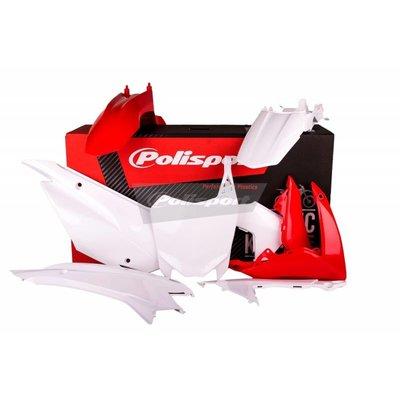 Polisport Honda CRF110F 13-17 OEM Style Kunststoff-Kit
