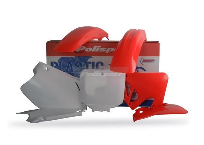 Polisport Honda CR125R 95-97 OEM Style Plastic Kit