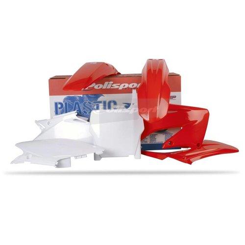 Polisport Honda CR125R 04-07 OEM Style Plastic Kit