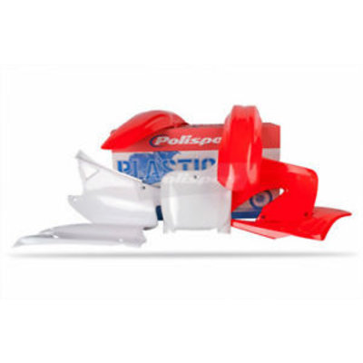 Polisport Honda CR250R 00-01 OEM-Kunststoffsatz