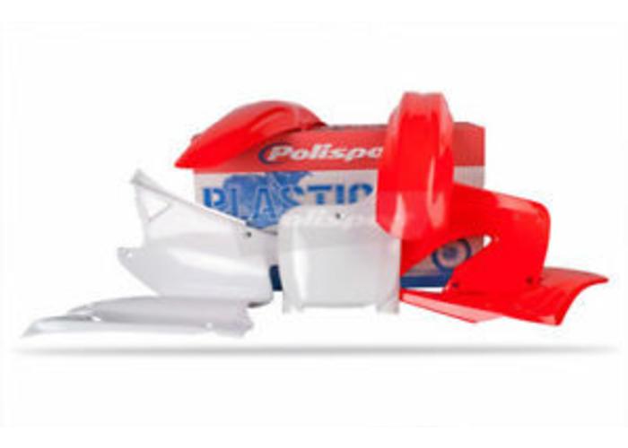 Polisport Honda CR250R 00-01 OEM Plastic Kit