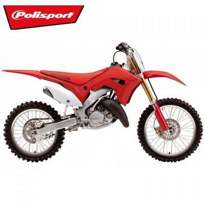 Polisport Honda CR250R Restyled Kit OEM Kunststoff-Kit