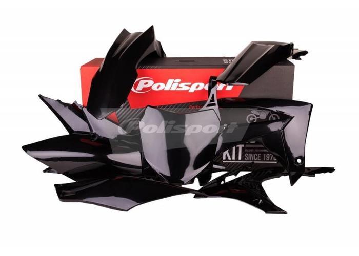 Polisport Polisport Honda CRF250R 14-17 black Plastic Kit