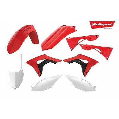 Polisport Honda CRF450R 17-18 OEM Style Plastic Kit