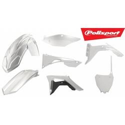 Honda CRF450R 17-18 Clear Plastic Kit