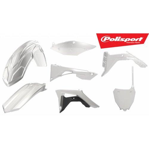 Polisport Honda CRF450R 17-18 Transparante Plastic Set