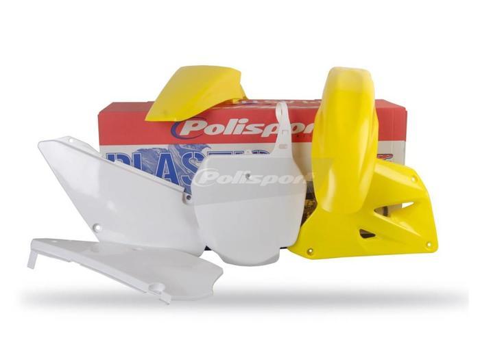 Polisport Suzuki RM85 02-18 OEM Style 18 Plastic Kit