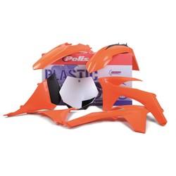KTM 04 OEM EXC/EXC-F 12-13 Plastic Kit