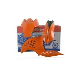 KTM 04 OEM  EXC/EXC-F 08-11  Plastic Kit