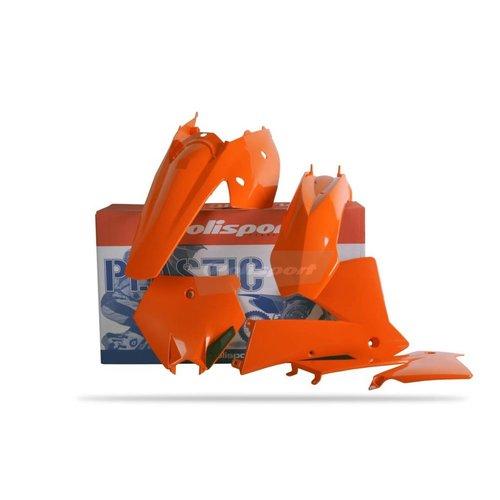 Polisport KTM 04 OEM SX EXC 03-04 Plastic Kit