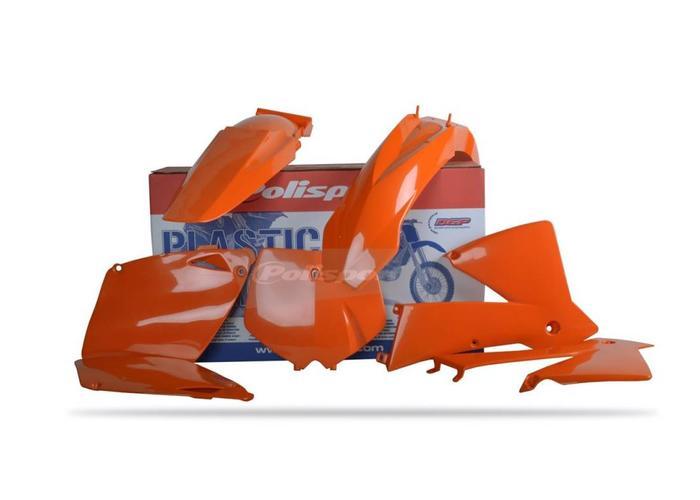 Polisport KTM 03 OEM SX 01-02  Plastic Kit