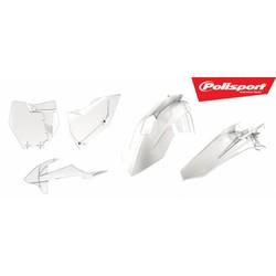 KTM SX-F125/250/350/450 16-18 Transparant Plastic Kit