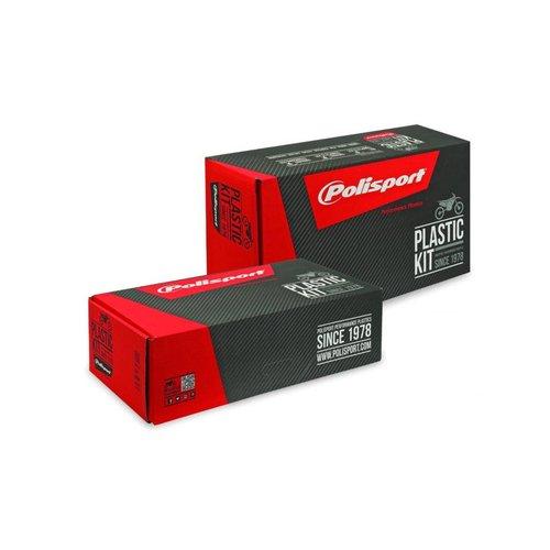 Polisport KTM SX-F250 / 350/450 16-18 Black Plastic Kit