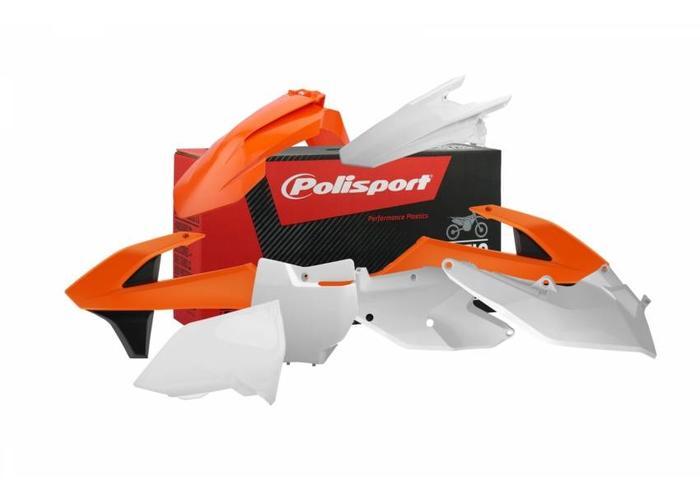 Polisport KTM SX-F250/350/450 16-18 OEM 16 Plastic Kit