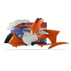 KTM SX-F250 / 350/450 12 OEM-Kunststoff-Kit
