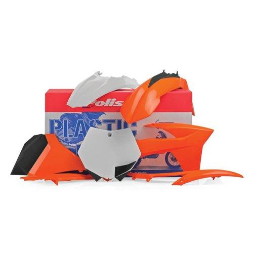 Polisport KTM SX-F250/350/450 11 OEM Plastic Kit