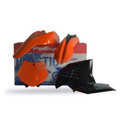 Polisport KTM SX-F250/450 7-10 OEM Plastic Kit