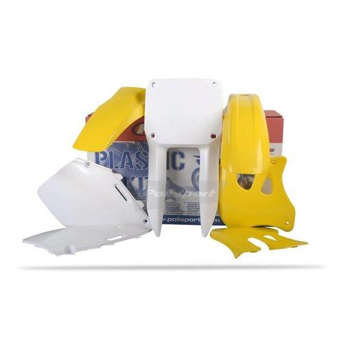 Polisport Suzuki RM125/250 96-98 OEM Style Plastic Kit