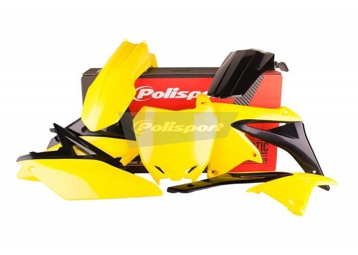 Polisport Suzuki RM-Z450 08-13 OEM Style Plastic Kit