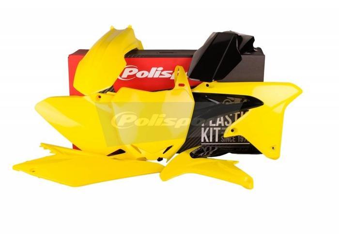Polisport Suzuki RM-Z450 14-16 OEM Style Plastic Kit