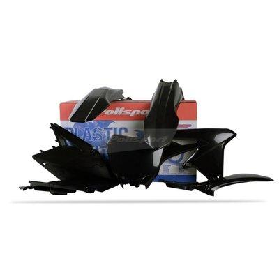 Polisport Suzuki RM-Z450 08-17 black Plastic Kit