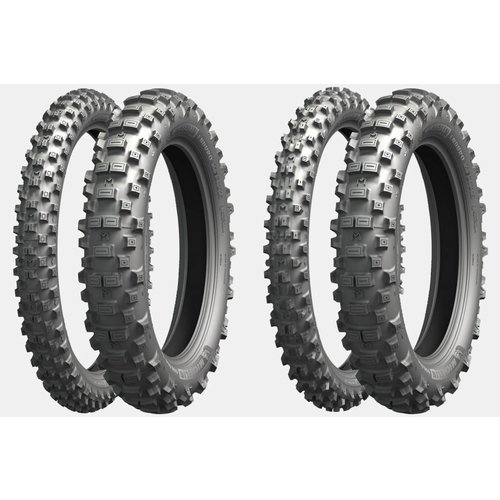 Michelin 120/90-18 ENDURO MEDIUM M/C 65R TT