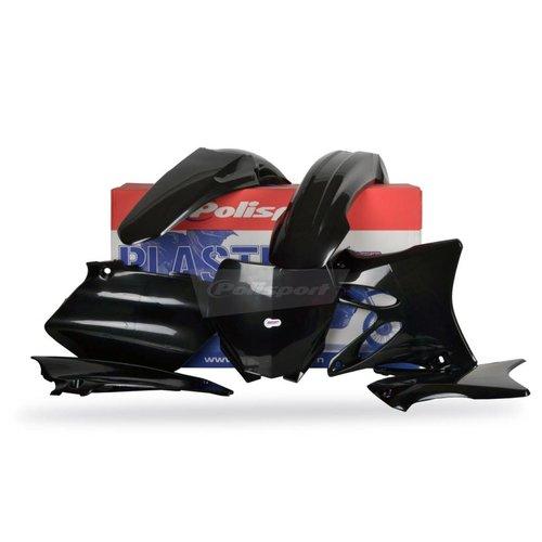 Polisport Yamaha YZ125/250 06-14 Black Plastic Kit