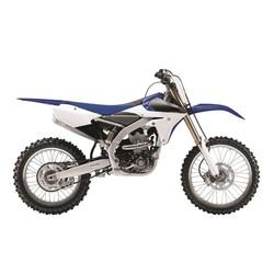 Yamaha YZ125/250 15-18 OEM Plastic Kit