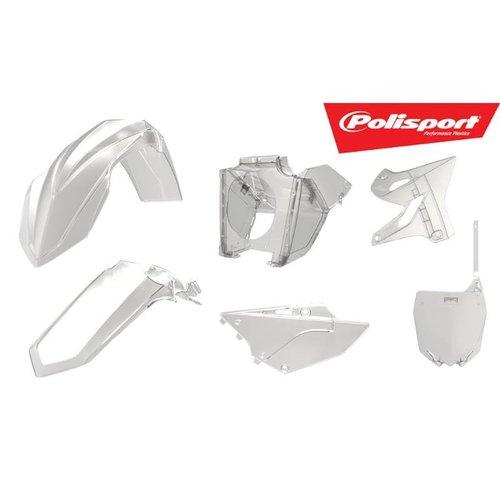 Polisport Yamaha Restyled 02-18 Transparante Plastic Kit